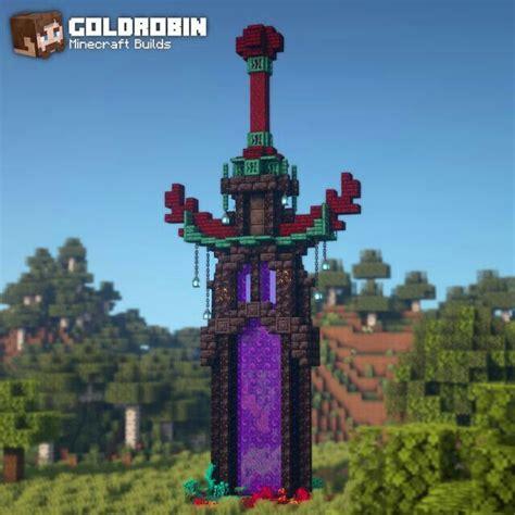 portal  manecraft de espada minecraft houses minecraft crafts minecraft