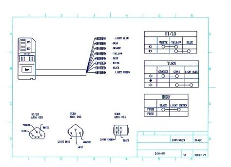 Wiring Diagram For Motorcycle Indicator by Classic Bike Wiring Diagrams