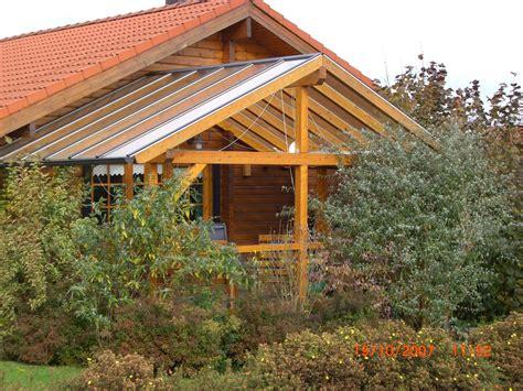Terrasse, Balkon & Carport  Zimmerei Hombach