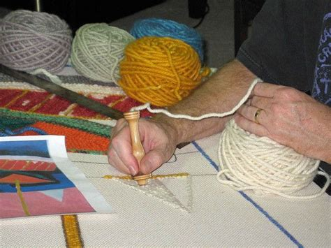 Rug Punching by Rug Punching Tutorial Punch Needle
