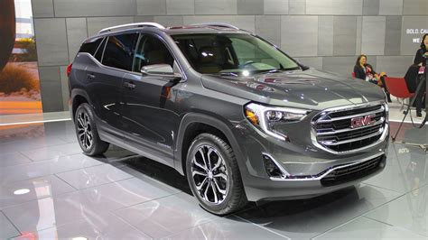2018 Gmc Terrain Awd 4dr Sle Specs And Features