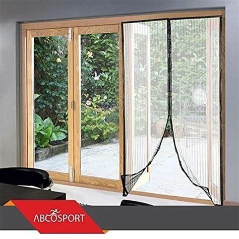 magnetic door screen buy magnetic screen door frame velcro fits door