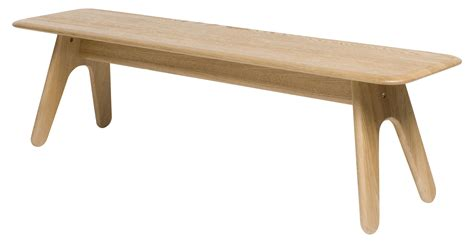 Slab Bench Natural Lacquer By Tom Dixon  Made In Design Uk