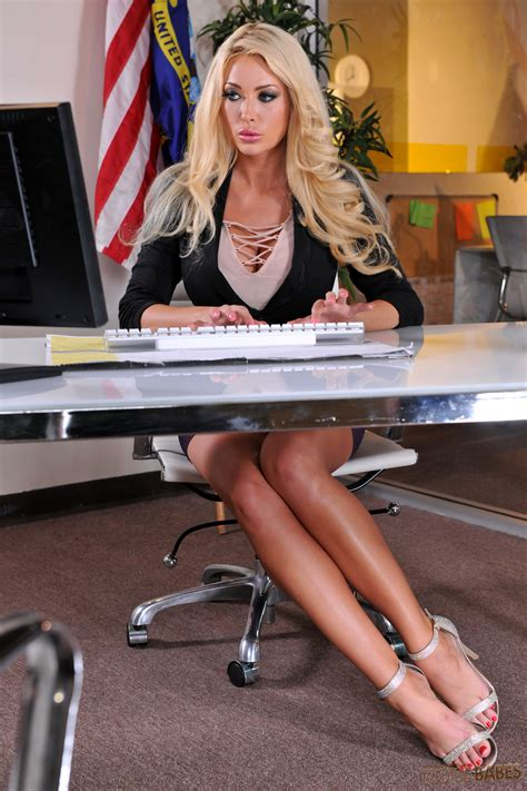 Summer Brielle The Naughty Secretary Sexy MAF