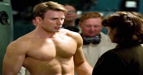 Captain America Star Chris Evans Accidentally Uploads His ...