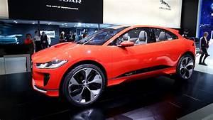 Jaguar I Pace : jaguar i pace concept makes the rounds in geneva london cleantechnica ~ Medecine-chirurgie-esthetiques.com Avis de Voitures