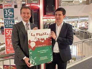 Porta Möbel Bad Vilbel : anzeige gewinnspiel la piazza k chen industriemesse doppelte gewinnchance bei porta ~ A.2002-acura-tl-radio.info Haus und Dekorationen