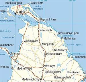 Aggregate Transport Path To Northern Province From