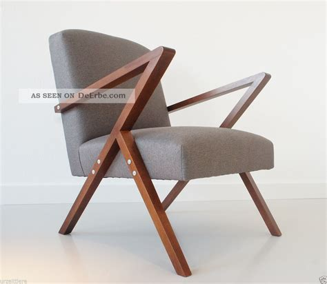sessel 60er design retro chair design lounge relax tv sessel mid century stuhl 50er 60er 60s