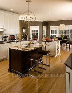 terri ervin decorating den interiors home decor With kitchen colors with white cabinets with zen wall art decor