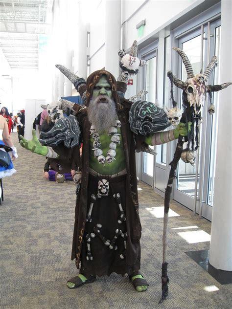 world  warcraft guldan costume adafruit industries