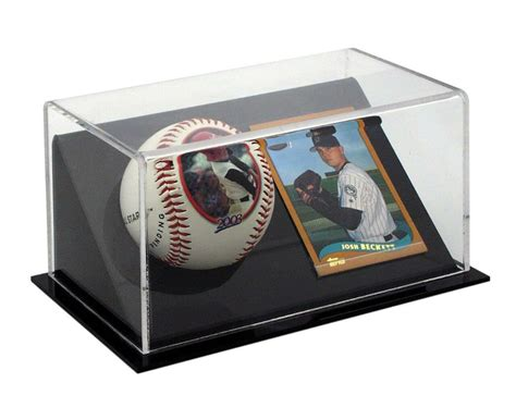 Shop all memorabilia display cases. Deluxe Baseball & Card Display Case - Kids That Smile