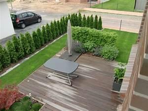 Sichtschutz fur terrasse eine grune wand schutzt ihre for Terrasse sichtschutz wand
