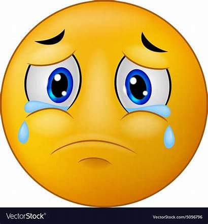 Sad Smiley Emoticon Vector Faces Emoji Face