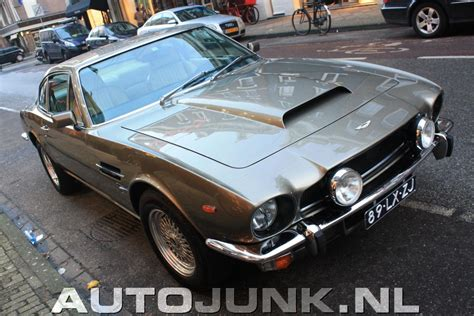 1977 Aston Martin V8 Vantage Related Infomation