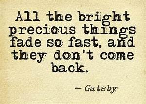 Gatsby Birthday... Happy Gatsby Quotes