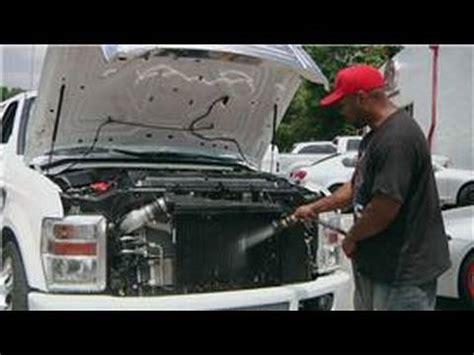 car washing detailing how to clean radiators