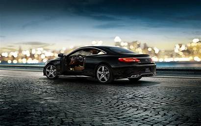Mercedes Amg Coupe S63 Class Benz Background