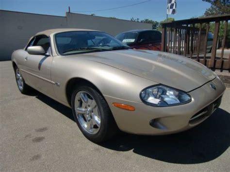 buy   jaguar xk convertible  miles luxury