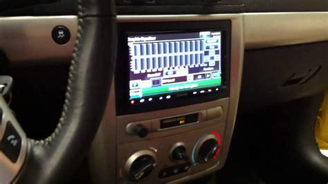 aftermarket cobalt sstc audio system jl focal kenwood