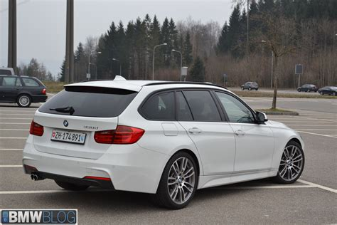 bmw  touring   sport package test drive