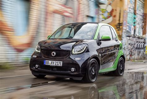 Smart Fortwo 2017 by 2017 Smart Fortwo Electric Drive Revealed