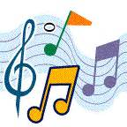 musical notes animated gif clipart best