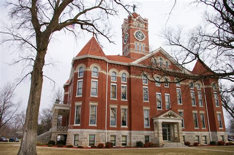 harper county  courthouses