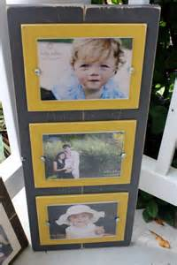 Distressed Picture Frame 5X7