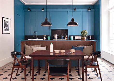 cuisine en bleu cuisine bleue