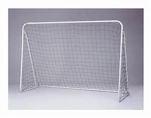 But Foot Enfant : cage de foot tubes m talliques 240 x 150 cm superstar soccer goal ~ Teatrodelosmanantiales.com Idées de Décoration