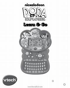 Vtech Dora Learn  U0026 Go