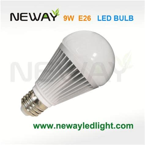 9w a60 led bulb replaces 60 watt incandescent bright white