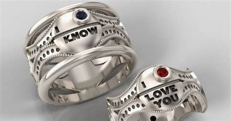 smarty da el  quiero  los anillos de compromiso de