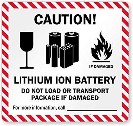 shipping advice lithium batteries parceldirect blog