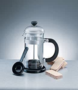 Palmpress is a personal craft coffee press for hot and cold brew coffee. Amazon.com: Arcosteel 3 Cup Coffee Press: French Presses: Kitchen & Dining