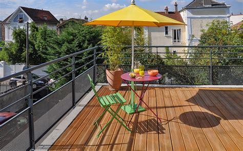 installer une balustrade de terrasse en m 233 tal