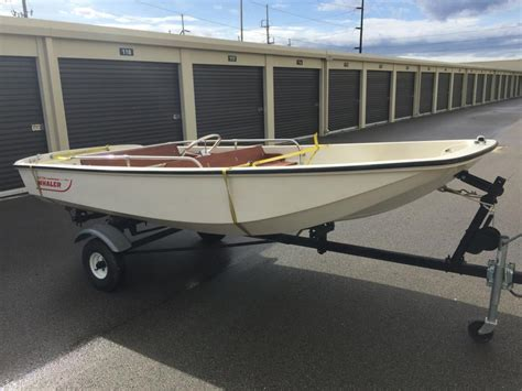 Boston Whaler Boats For Sale Indiana boston whaler 13 boats for sale in indiana