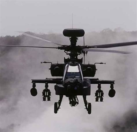 Helicopter As A Combat Platform