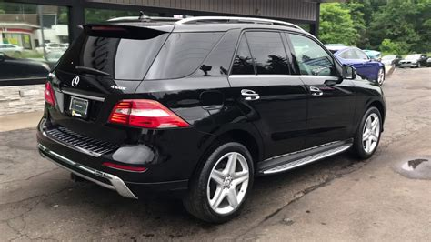 Midsize luxury suv offers space, comfort, and more. 2013 Mercedes-Benz ML550 4Matic For Sale - YouTube