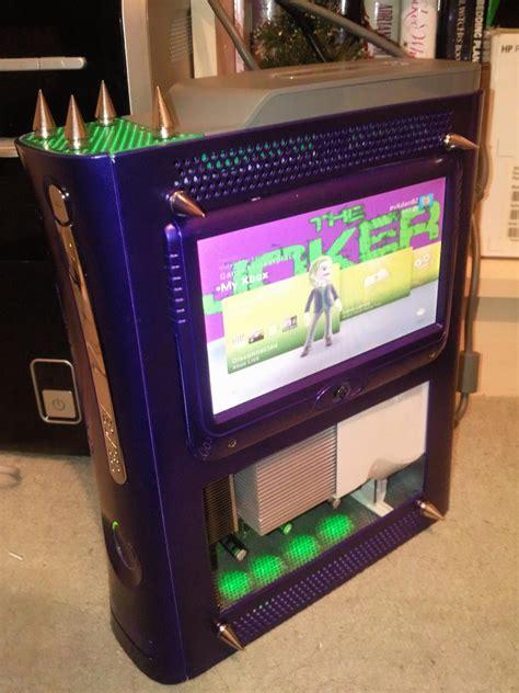 My Custom Xbox By Evildan On Deviantart