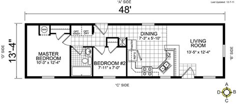 single wide mobile home floor plans mobile home floor plans single wide mobile homes house
