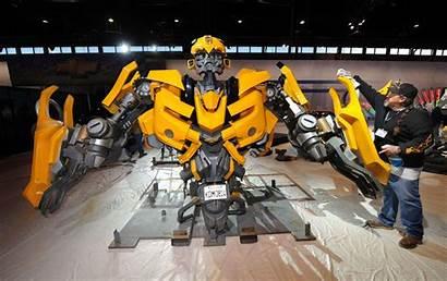 Autobots Autobot Wallpapers Bumblebee Camaro Cars Chevrolet