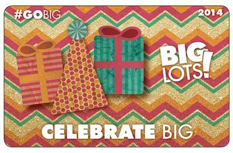 big lots card gift card design big lots on behance