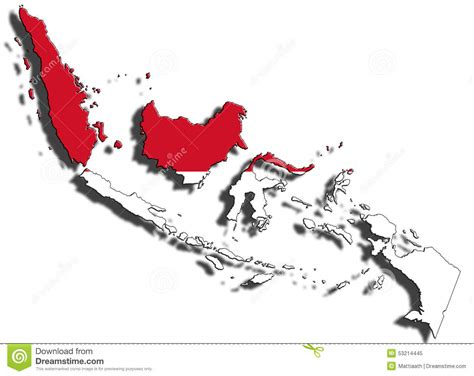 indonesia clipart indonesia map outline pencil
