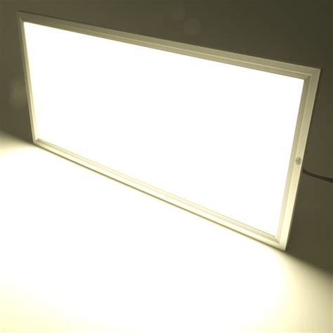 36w led panel light fixture 1ft x 2ft high voltage led