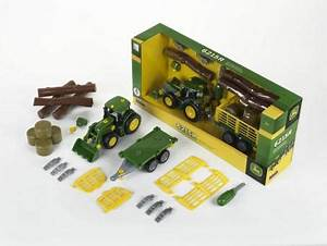 Holz Machen Mit Traktor : klein toys shop john deere traktor mit holz und heuwagen online kaufen ~ Eleganceandgraceweddings.com Haus und Dekorationen