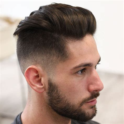 mens fade haircuts   types  fades