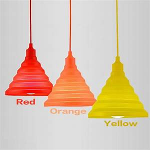 Free shipping colorful pendant lights color diy