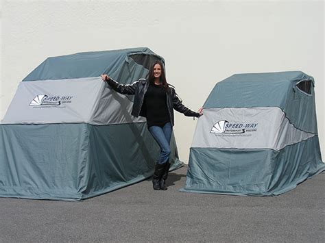 Speed-way Has A New Deluxe Trike Shelter
